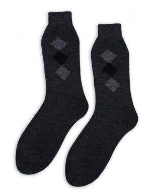 Pure Wool Socks Square P3