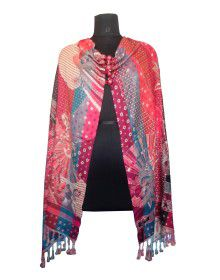 Full Printed designer shrug Multi Colours