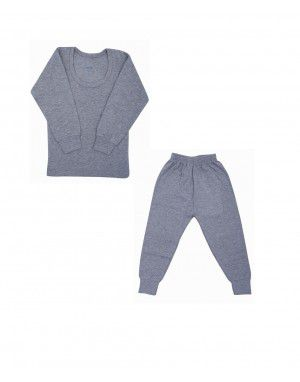 Kids FS Thermal Grey Set with Lycra