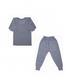 Toddlers Grey HS Thermal set with Lycra