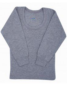 Toddlers Vest FS Thermal with Lycra Grey