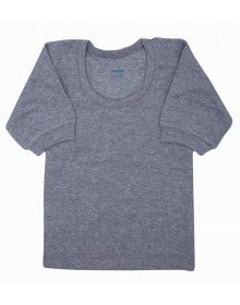Toddlers Vest HS Thermal  with Lycra Grey