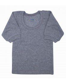 Kids Cotton Vest HS Thermal Grey