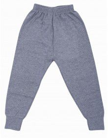 Toddlers Long John  with Lycra Grey