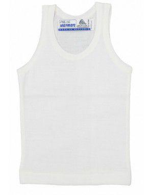 Kids Merino Wool Vest SL Cream