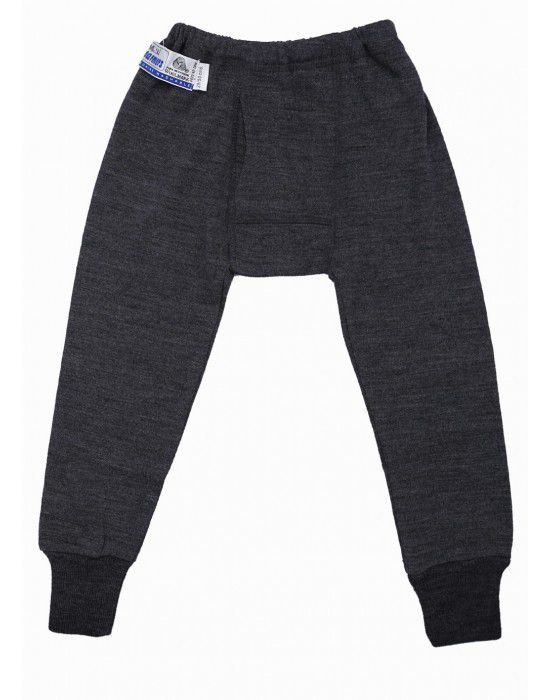 Kids FS Merino wool Body Warmers Set  Dark Grey