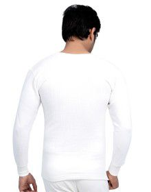 Men FS Cotton Body Warmers White