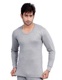 Men Spandex Vest FS Body warmers Grey with Lycra
