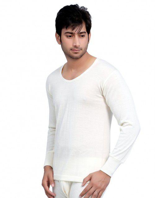 Mens Merino Wool Vest FS Body warmer Cream in Wholesale