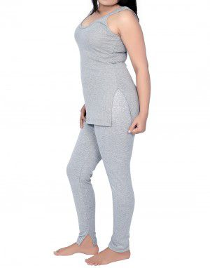 Women Spandex SL Warmers Set Slip Type