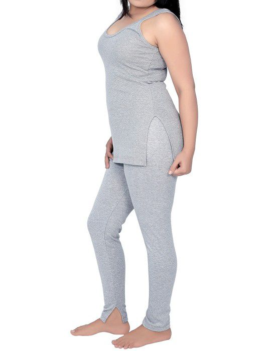 Women Spandex SL Warmers Set Slip Type