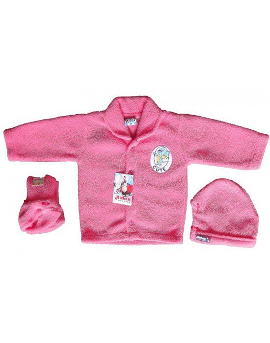 Baba Suit cute Embroidery