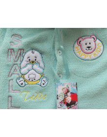 Baba Suit Cartoon character Embroidery