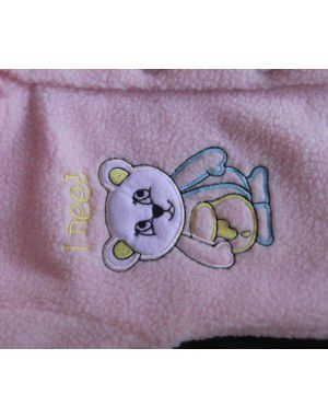 Baba Suit Cartoon Character Teddy