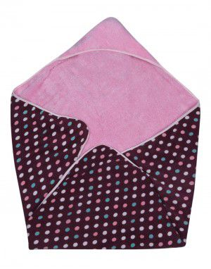 Premium Winter Blanket for Infants Dotted