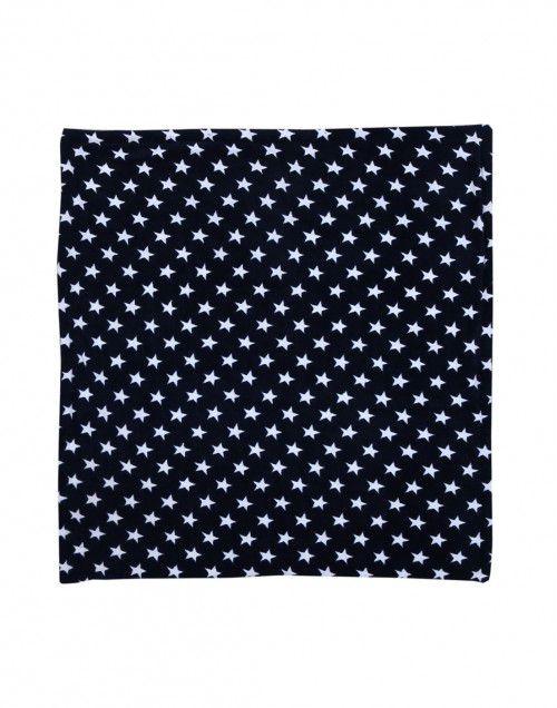 Winter Blanket for Infants stars blue colour