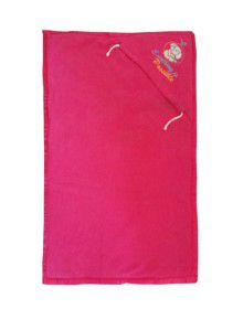 Winter Blanket for Infants With hood Pink color