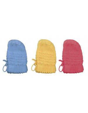 Toddlers Gloves 3 Pairs