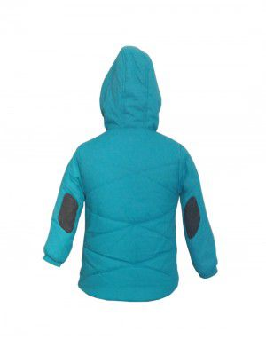 Kids unisex winter jacket Teal