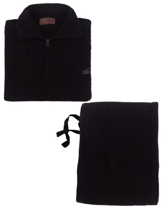 Women Track Suit Black
