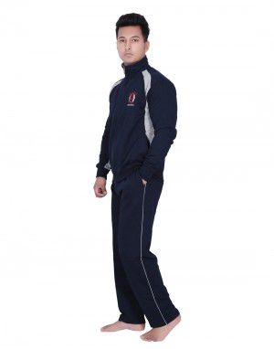 Mens Dark Navy Track Suit