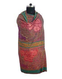 Woolblend Women Shawl Multi design