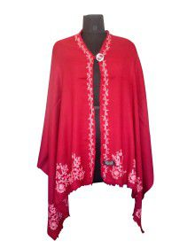 Full Embroidered Designer Shrug