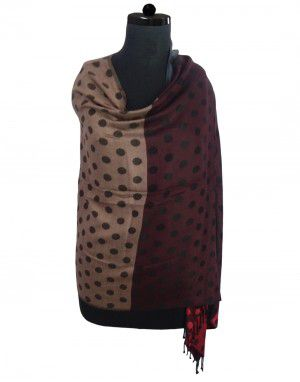 Womens Stole Multi design