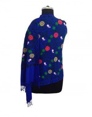 Women Stole Heavy Embroidery