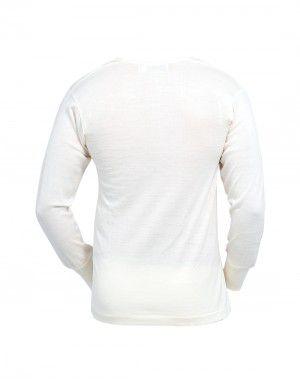Mens Woolblend Vest FS Body warmers Cream
