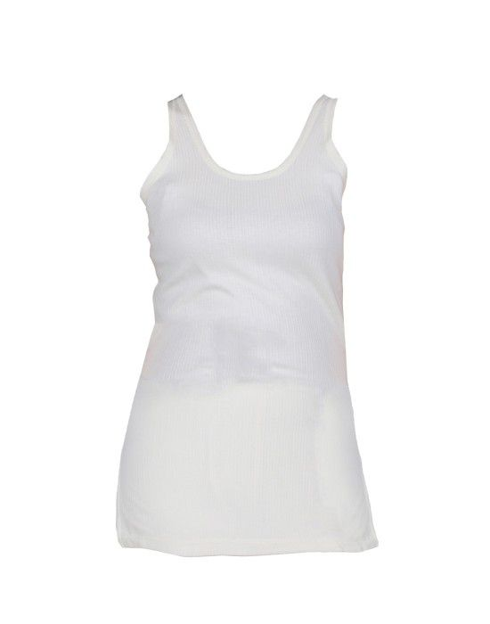 Women Inner Slip Woolblend SL Thermal Cream