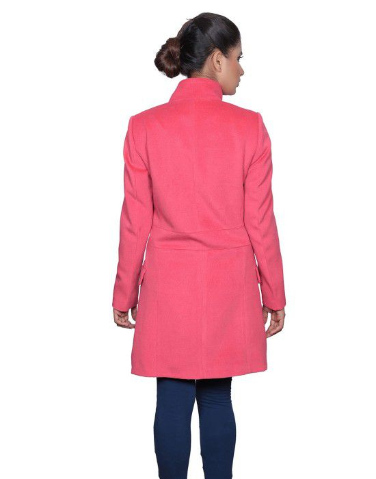 Womens Woolen Coat long Carrot
