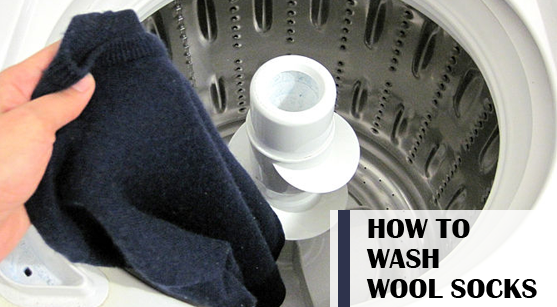 How To Wash Woollen Socks